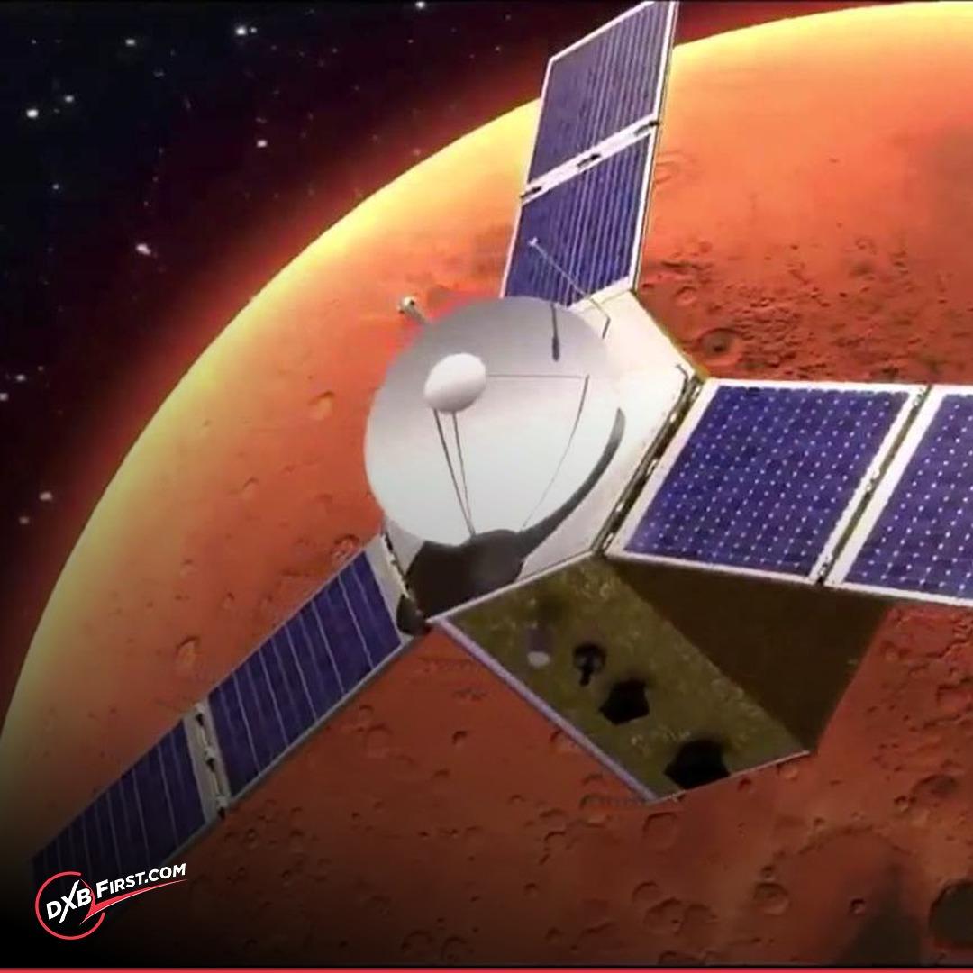 Marsmission 2021